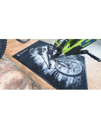 Logomata - Jet-Print Velour