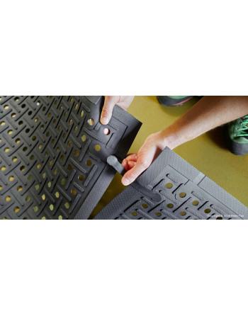 Aluminiowa typ: DoorMat 12 BT LX 1000x700