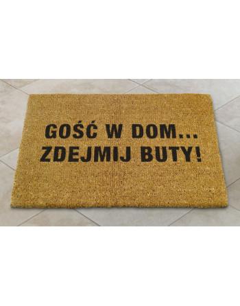 """Logomata kokosowa """"Gość w dom"""""""