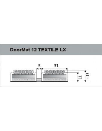 DoorMat 12 TEXTILE LX