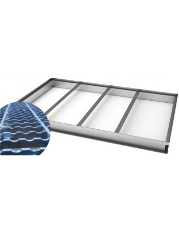 Aluminiowa KANT w kasetonie