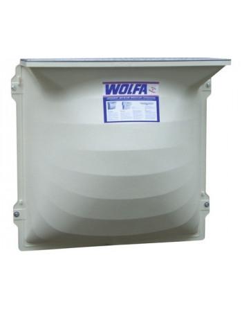 WOLFA PROFI 126x101x43