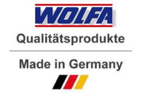 WOLFA Bauelemente aus Stahl und Kunststoff